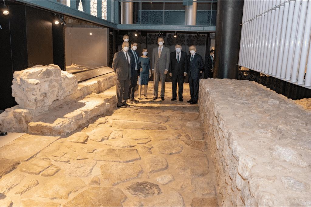 Inauguración Museo del foro romano Cartagena