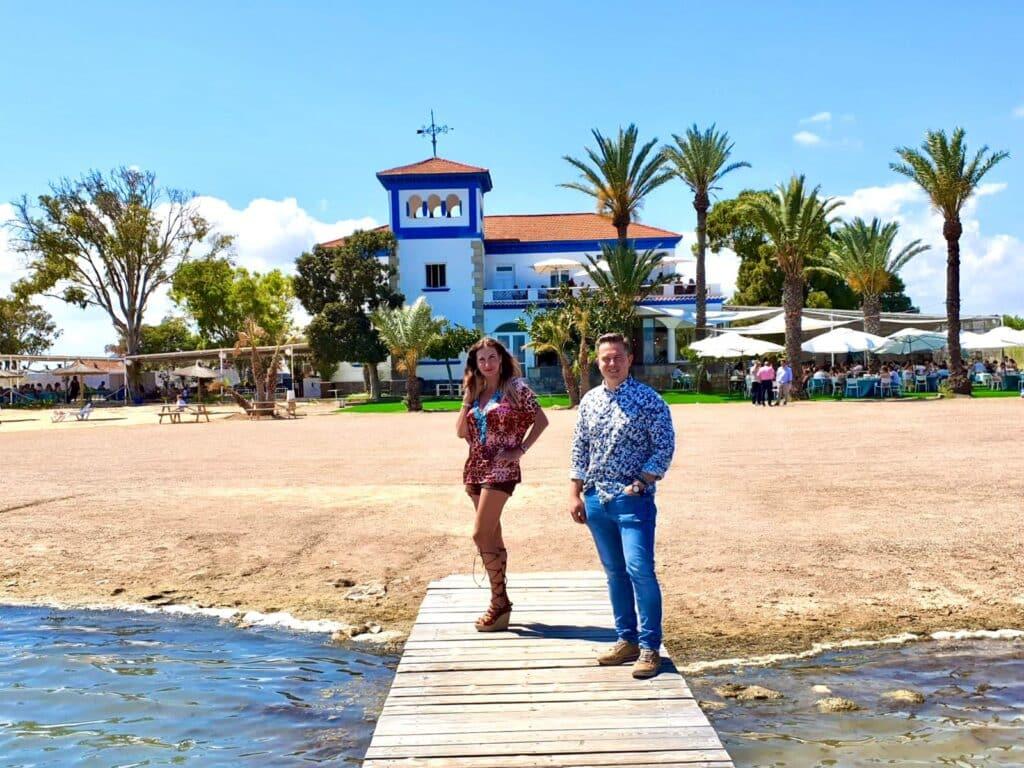 Kinita Restaurant Beach Club